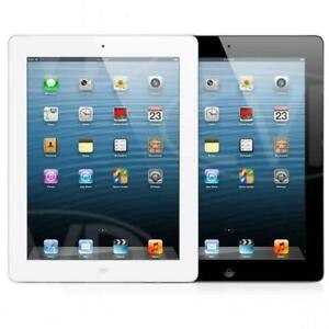 Apple iPad 4th Generation Wifi Only Display 9.7 in 16GB/32GB/128GB/White/Black