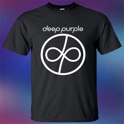 New DEEP PURPLE  NOW WHAT Album Rock Band Men/'s White T-Shirt Size S-3XL