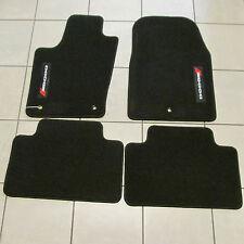 Dodge Durango 2011-2012 Premium Black First & Second Row Carpet Mats Mopar OEM