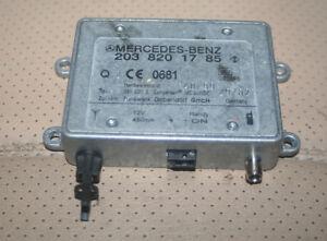 mercedes w163 ml m klasse antennenverst rker 2038201785 ebay. Black Bedroom Furniture Sets. Home Design Ideas