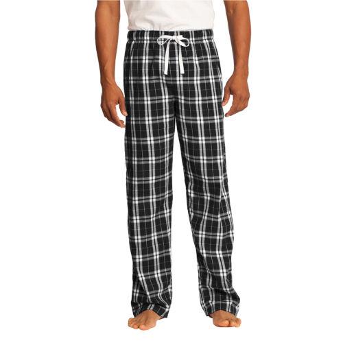 Mens Plus Size Flannel Plaid Checkered Pajamas PJ Sleep Lounge Pants 100/% Cotton