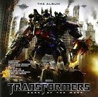 Transformers - Dark of The Moon Soundtrack CD 11 Tracks 2011