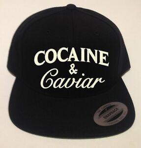 Details about Cocaine   Caviar snapback Cocaine and Caviar Hat Crooks no 1  hat 86e6c831a58