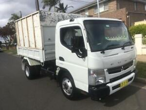 Details about Tipper 11/2014 Mitsubishi Fuso 715 Automatic, 68,299 km only  with log books