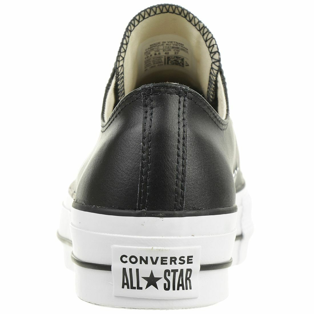 Converse Deportiva C Taylor All Star Lift Clean Ox Chuck Deportiva Converse de Piel Plataforma cca621