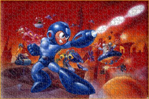 Rockman Megaman Puzzle Jigsaw 504 puzzles Anime Japan JP Capcom Games Play Hobby