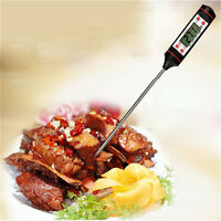 Hot!Meat Candy Jam Cooking Digital Thermometer Probe Food Kitchen BBQ Deep Fry