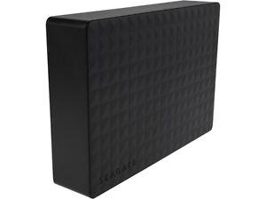 "Seagate Expansion 5TB USB 3.0 3.5"" Desktop External Hard Drive STEB5000100 Black"