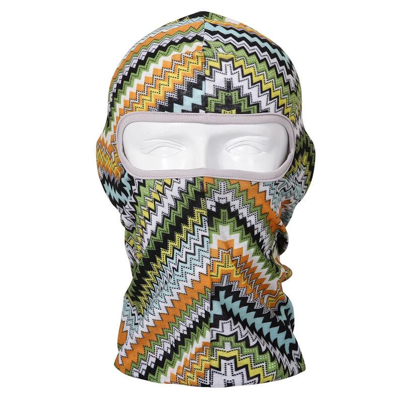 Outdoor Warm skating  Ski Motorcycle Balaclava Full Face Mask Hat US BM-10 B1
