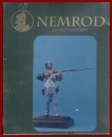 Historex Nemrod Soldier Standing and Aiming 54mm 1/32 Model Kit