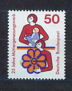 ALEMANIA-RFA-WEST-GERMANY-1975-MNH-SC-1154-Convalescent-mother-foundation