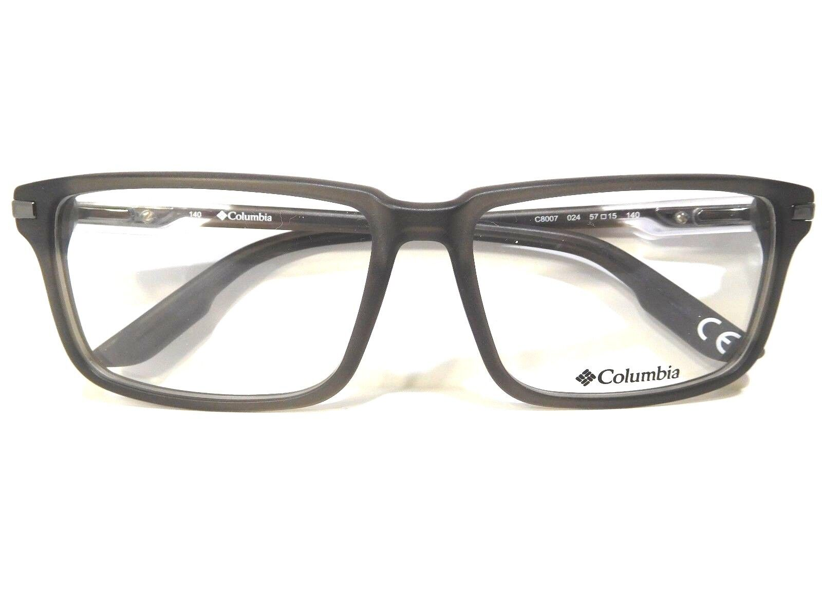712f5144c8 Columbia C8007 Eyeglasses 039 Grey Horn PERSCRIPTION Glasses