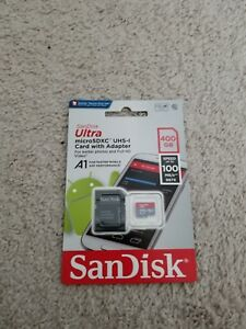 e787bbcac SanDisk Ultra 400GB Micro SDXC UHS-I Card with Adapter - SDSQUAR ...