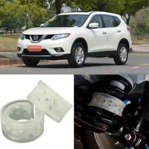 2PCSSuper-Power-Rear-Shock-Absorber-Car-Coil-Spring-Buffer-for-Nissan-X-Trail