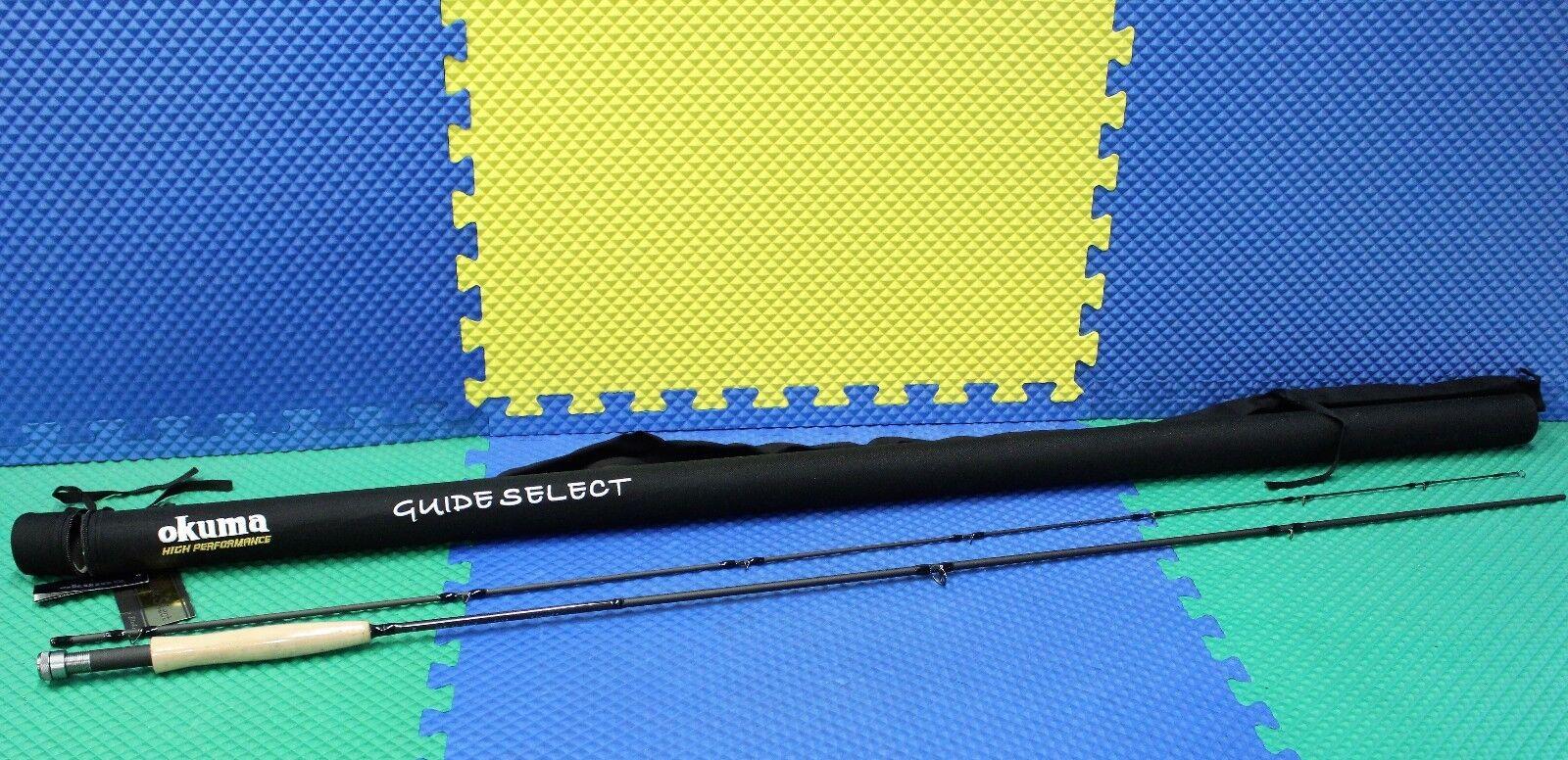 Okuma Guide Select 8' 6 Fly asta Wasta borsa & Hard Tube GSF04862