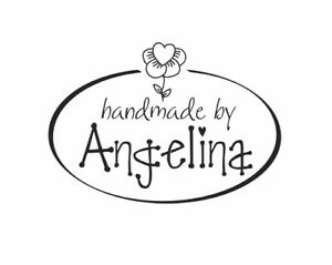 UNMOUNTED-PERSONALIZED-039-HANDMADE-BY-039-RUBBER-STAMPS-H74
