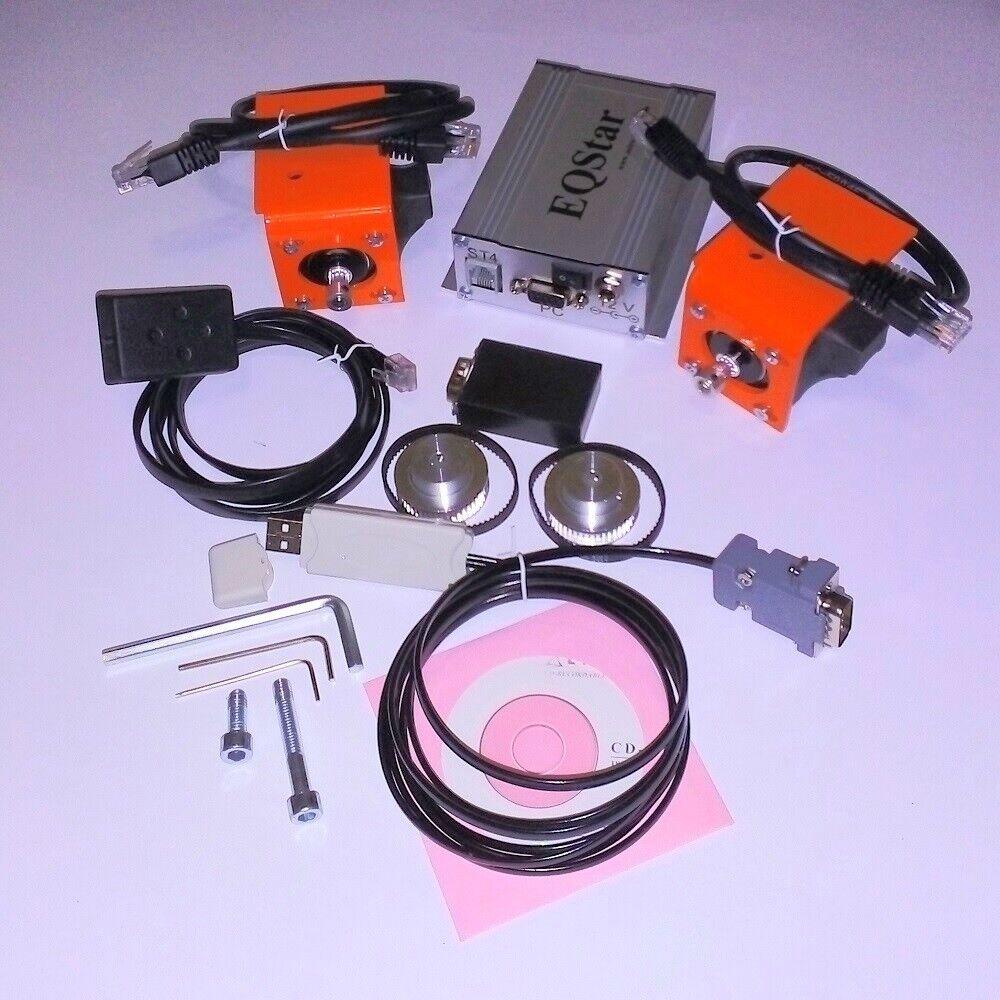 Skywatcher Synscan Cable de Montaje de PC-EQ6 EQ5