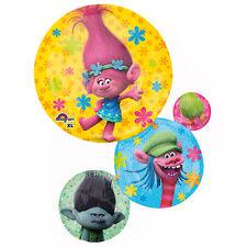 "Trolls Princess Poppy Birthday Party Supply SuperShape Jumbo Balloon 28"""