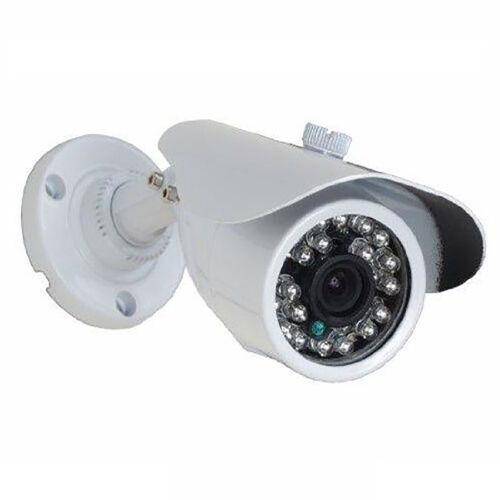 TELECAMERA VIDEOSORVEGLIANZA CCD ESTERNO 24 LED 3,6mm INFRAROSSI 900 TVL YF8010