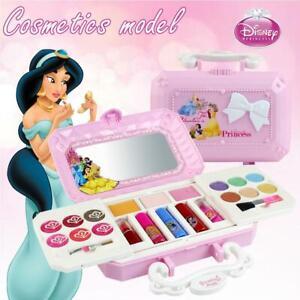 Make-up-Spielzeug-Maedchen-Beauty-Kinder-Friseur-Kosmetik-Schminkset-Geschenk-Set