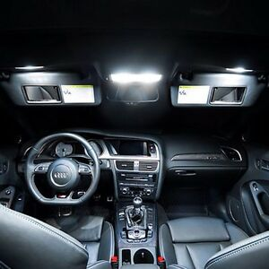 opel astra h gtc opc caravan 11 led smd innenraumbeleuchtung set