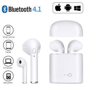 Mini Casque Écouteur Bluetooth 4.1 Sans Fil Sport Mains-libres Oreillette Stéréo