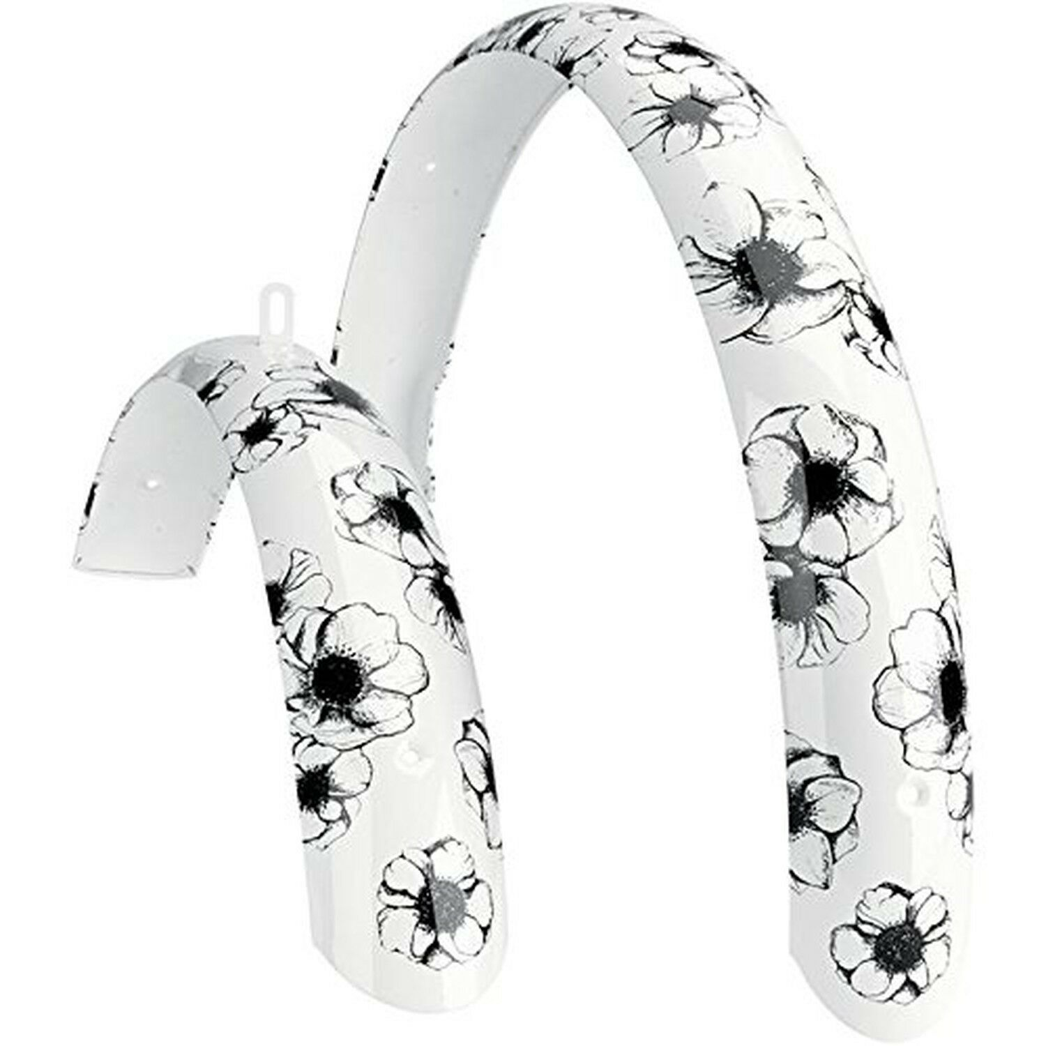 Electra 26 inch  Cruiser Fender Front Rear Womens Bike Bicycle Set (Flowers)  first-class quality