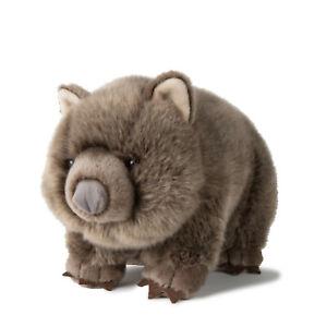 WWF-Plueschfigur-Wombat-28-cm-Mach-den-Unterschied