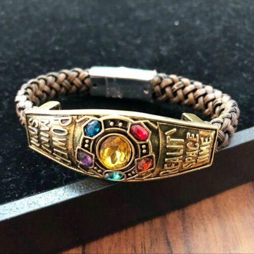 Avengers The infinity war Thanos Power Bijoux Infinity Gauntlet