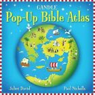 Candle Pop-Up Bible Atlas by Tim Dowley, Juliet David (Hardback, 2014)