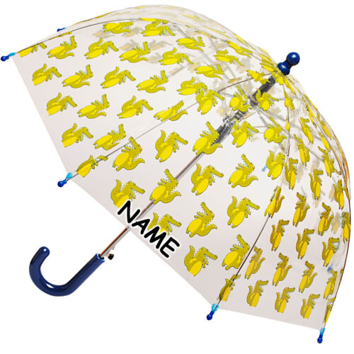 gr Automatik /_ Kinderschirm // Regenschirm lustige Tiere Ø 60 cm Krokodil
