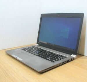 Toshiba-Tecra-Z40-Windows-10-Laptop-Intel-Core-i3-4th-Gen-1-9GHz-8GB-500GB