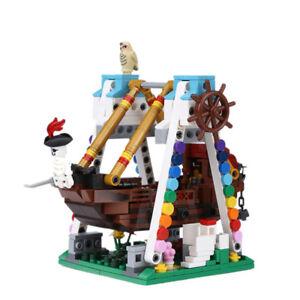 Bausteine-Xingbao-Ostern-Pirate-Ship-Building-Block-Baukaesten-Fidget-Toys-520PCS