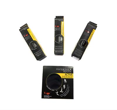 Sonderabschnitt Microclair Sports Eyewear Cleaner / Anti-fog Treatment / Hydrophobic Treatment SchöNe Lustre