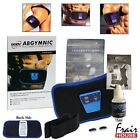 ABGYMNIC BELT ABS MUSCLE TONING ABS SIX PACK WAIST FITNESS GYM SLIMMING