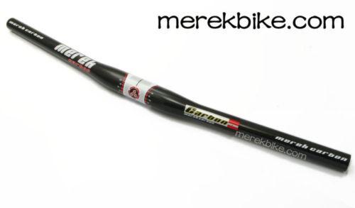 Manubrio piega handlebar mtb 25,4x585mm black 125gr