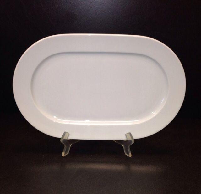 Arzberg Serie CULT Platte 30 cm NEU 2. Wahl Fleischplatte Servierplatte Oval