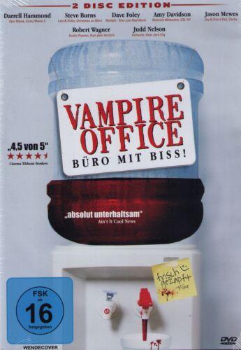 1 von 1 - DOPPEL-DVD NEU/OVP - Vampire Office - Büro mit Biss - Darrell Hammond