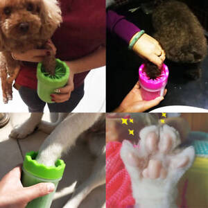 High Quality Pet Foot Washer Cup Doggy Dog No More Dirty Paws Best