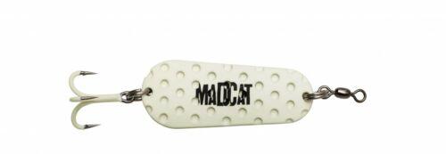 Madcat A-Static Turbine /& Twin Turbine Spoons 90//110 g Blinker Wels Waller NEU