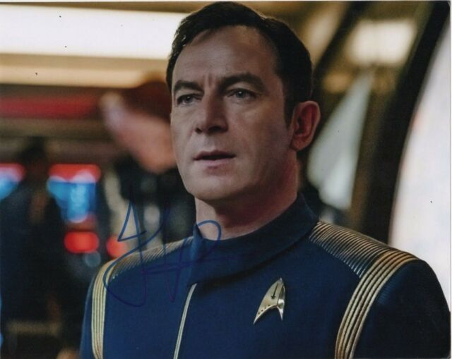 Jason Isaacs Star Trek Discovery Autographed Signed 8x10 Photo COA #A2