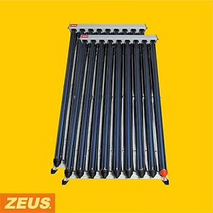 solarheizung solaranlage warmwasser gastherme holzvergaser solarthermie heatpipe ebay. Black Bedroom Furniture Sets. Home Design Ideas