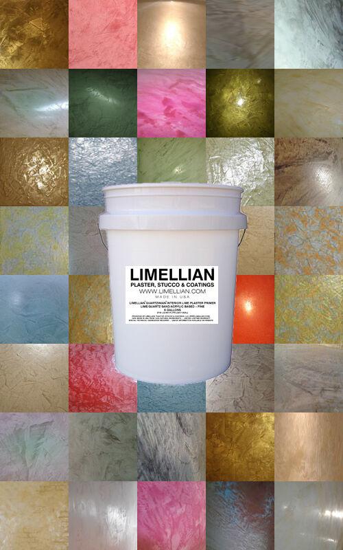 Limellian Quartzinian Plaster Primer (Venetian Plaster Primer) - 5 Gal