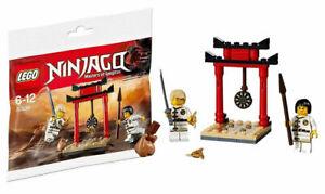Lego-Set-Complet-Polybag-Ninjago-Wu-cru-Target-Training-30530-NEW