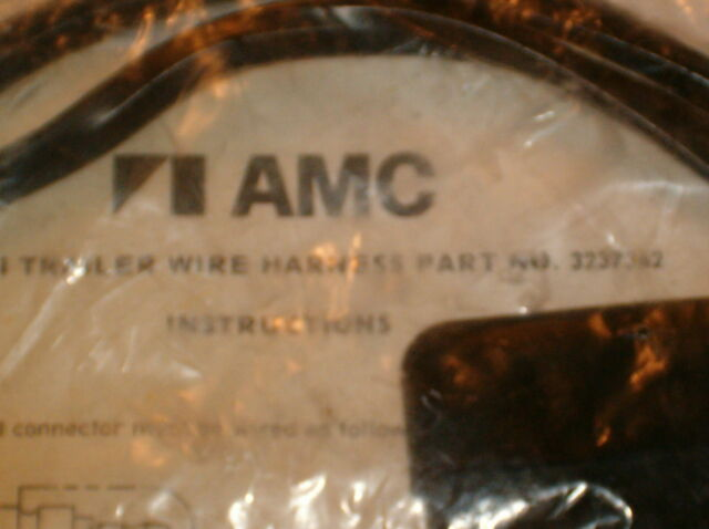 amc jeep mopar trailer wire harness install kit 3237362 class 1 inAmc Wiring Harness Kit #15