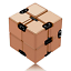 Funxim-Infinity-Cube-Fidget-Cube-Toy-suitable-for-Adults-amp-Kids-New-Version thumbnail 2
