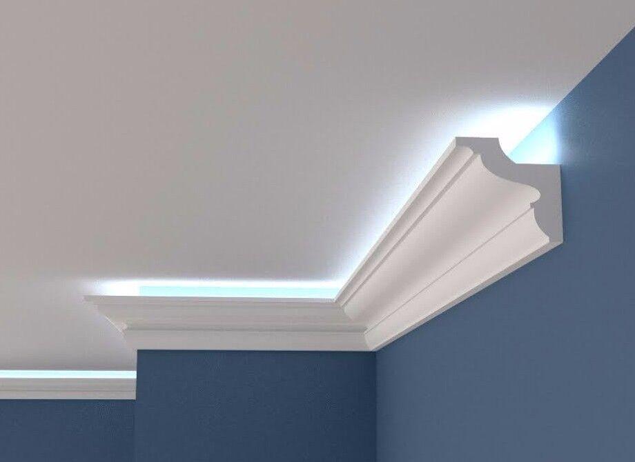 XPS BFS15 COVING LED Lighting molding cornice -LOWEST PRICE- LARGE GrößeS QUALITY