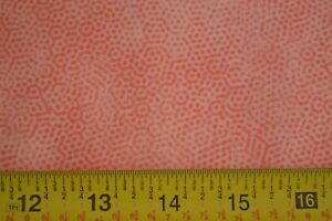 B1043 By 1//2 Yd Teal on Quilting Cotton Andover//Dimples//Kessler//1867 T12