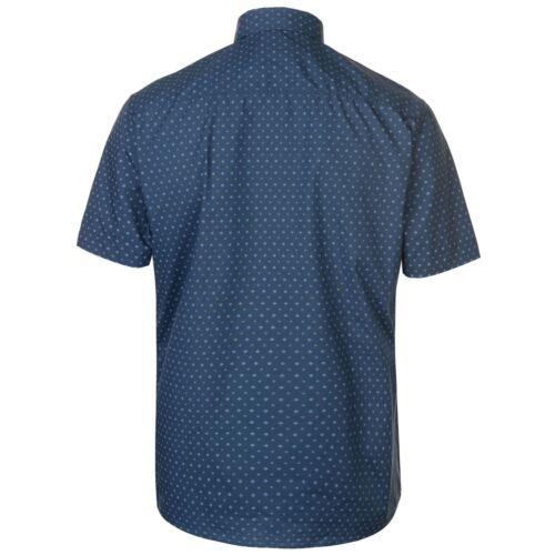 Pierre Cardin 2019 Short Sleeve Shirt Mens   S M L XL XXL XXXL 4XL