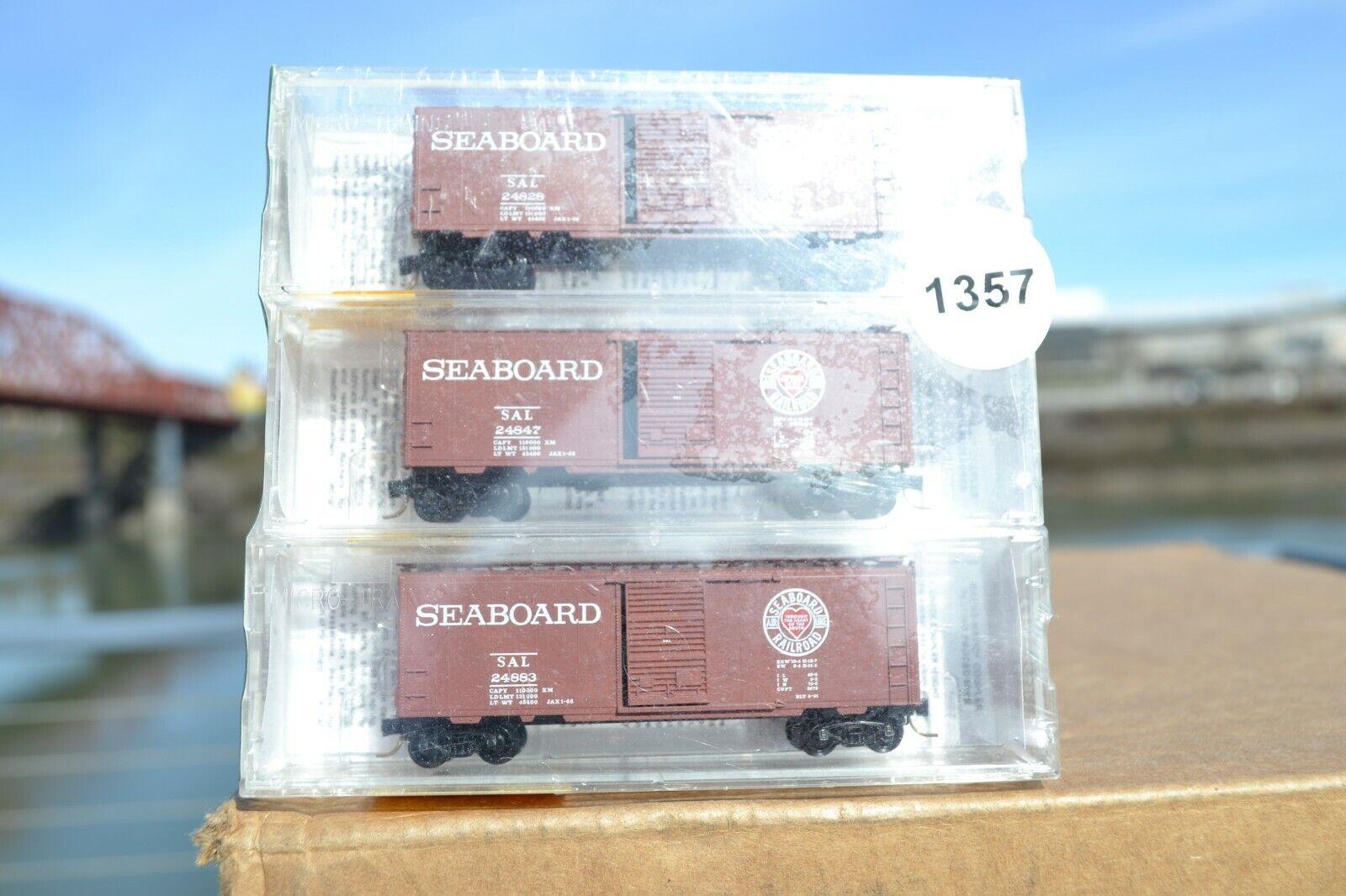 Microi treni Seatavola sea 3 imballaggio scatola autos air line